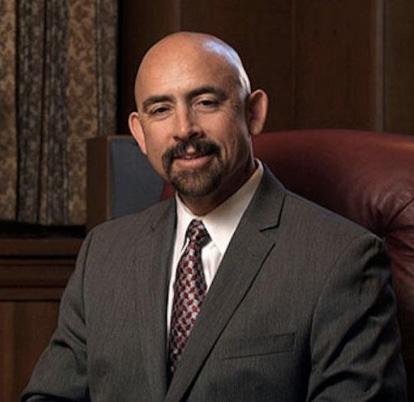 Colorado Community Colleges Chancellor Joe Garcia