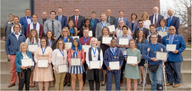 Students named to CCCS Rising Star List