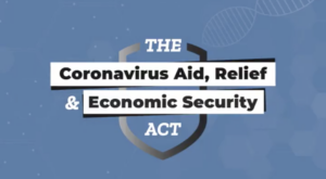 Graphic for CARES Act