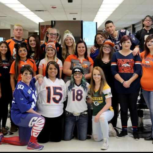 NFL Kick-off Party, Fall 2017